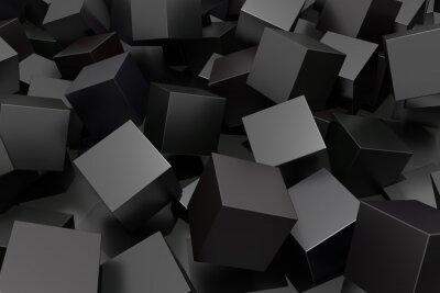 Фотообои Abstract cube