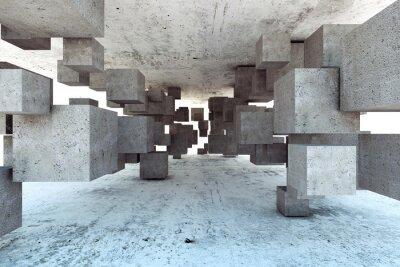 Фотообои Абстрактный геометрический фон