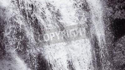 Фотообои Абстрактный жесткий водопад текстуру фона