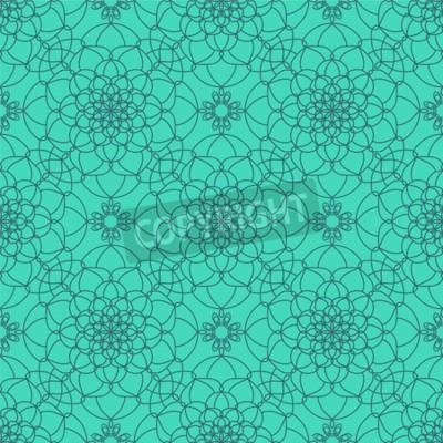 Фотообои Абстрактные бесшовные шаблон. Старинный орнамент орнамента. Этнические декоративные элементы для печати и ткани, ткани и текстуры холста или любой другой вид дизайна.