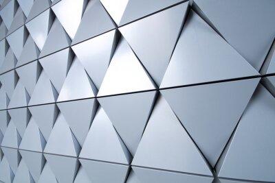 Фотообои Abstrakcyjne srebrne tło