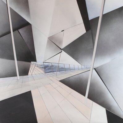 Фотообои Абстрактная живопись