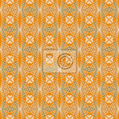 African tribal pattern shirt