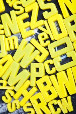 Фотообои Алфавит, доска, образование