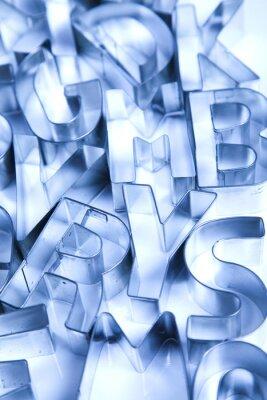 Фотообои Алфавит и образование