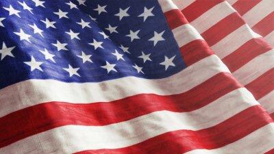Фотообои Американский флаг