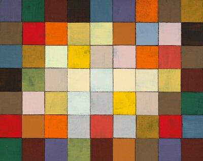 Фотообои абстрактный окрашены коллаж