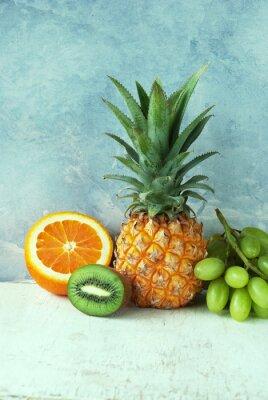 Фотообои ананас
