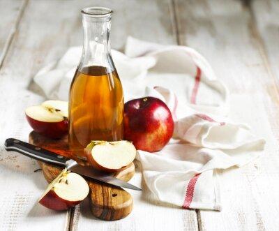 Фотообои уксус яблочный