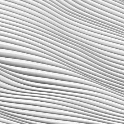 Фотообои Фон Архитектура волны