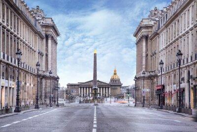 Фотообои Национального собрания и др. Площадь Согласия