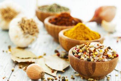 Фотообои Assorted spices