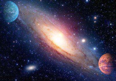 Фотообои Элементы этого изображения, предоставленную NASA.