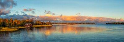 Фотообои Осенний закат