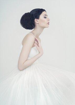 Фотообои Красивые балерина