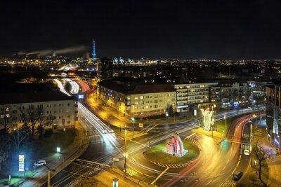 Фотообои Берлин Stadtleben Bei Nacht