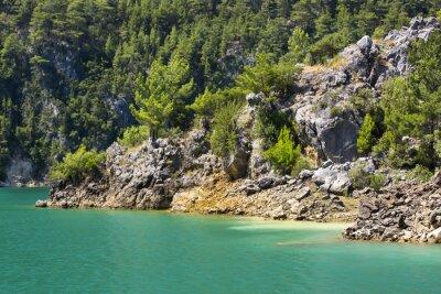 Фотообои Big Green Canyon заповедник в Турции
