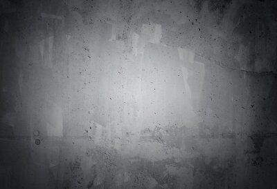 Фотообои Черный гранж выветривание бетонная стена текстуры