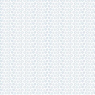 Фотообои синий и белый фон кругов значок. украшение стола. Векторная иллюстрация