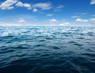 Фотообои Поверхность Синий морской воды