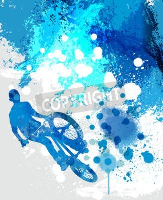 Фотообои BMX Rider