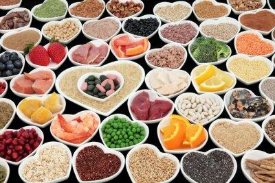 Фотообои Body Building Foods Здоровье