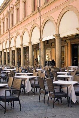 Фотообои Болонья - ресторан