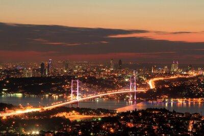 Фотообои Босфорский мост