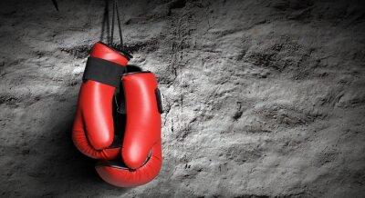 Фотообои Боксерские перчатки