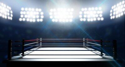 Фотообои Boxing Ring In Arena