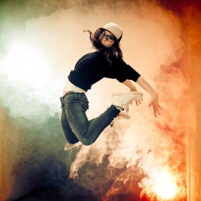 Фотообои Тормозные танцор
