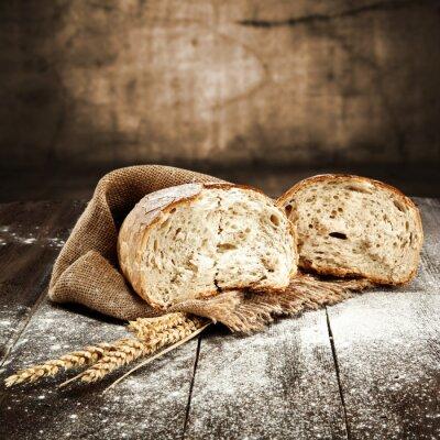 Фотообои хлеб