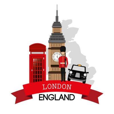 Фотообои Британский дизайн.
