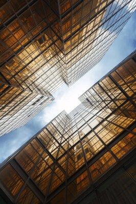 Фотообои Здания абстрактные