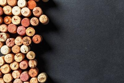 Фотообои Связка винных пробок