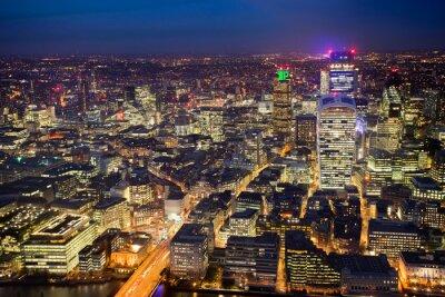 Фотообои Бизнес-офисное здание в Лондоне, Англия