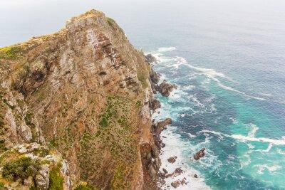 Фотообои Cape Point недалеко от мыса Доброй Надежды ЮАР
