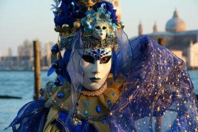 Фотообои Карнавал ди Венеция