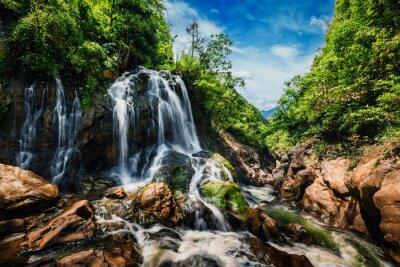 Фотообои водопад Cat-Cat, Вьетнам