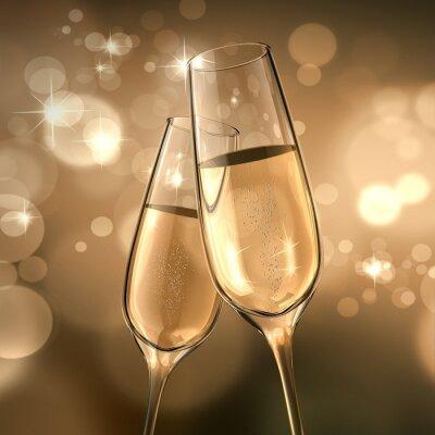 Фотообои Champagner-Дата