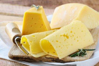 Фотообои Сырная различные виды сыра для аперитива
