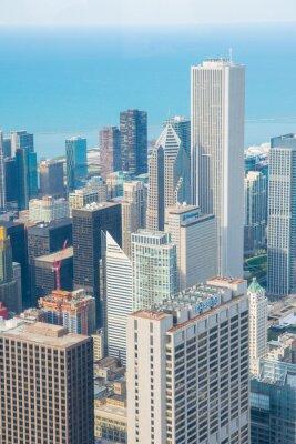 Фотообои Чикаго Skyline