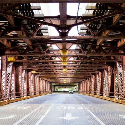 Фотообои Город мост
