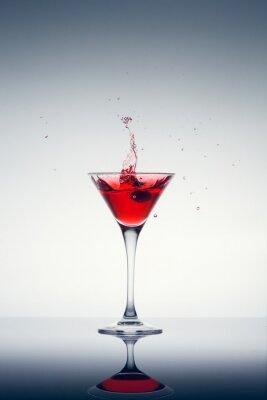 Фотообои классический современный коктейль