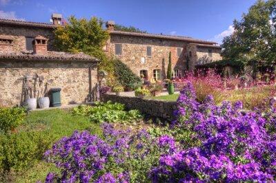 Фотообои Классическая тосканский дом