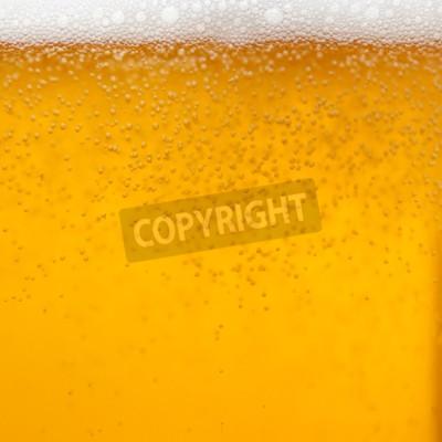 Фотообои Крупным планом стакан пива