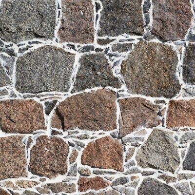 Фотообои Текстура фрагмент Булыжник стены