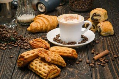 Фотообои Кофе и Кондитерские изделия