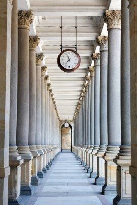 Фотообои Колоннада в Карловых Варах