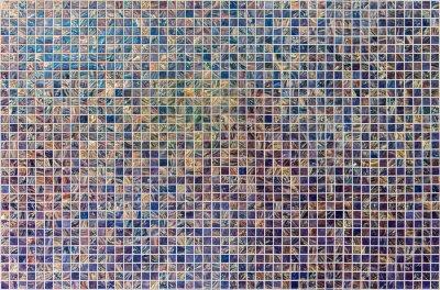 Фотообои Цветные плитки